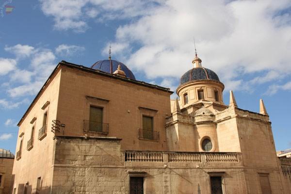 Испанские города. Эльче