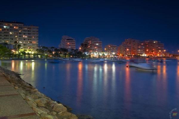 Город Мурсия в Испании