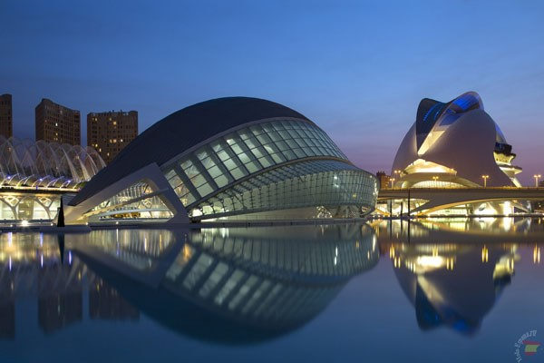 Города Испании - Валенсия