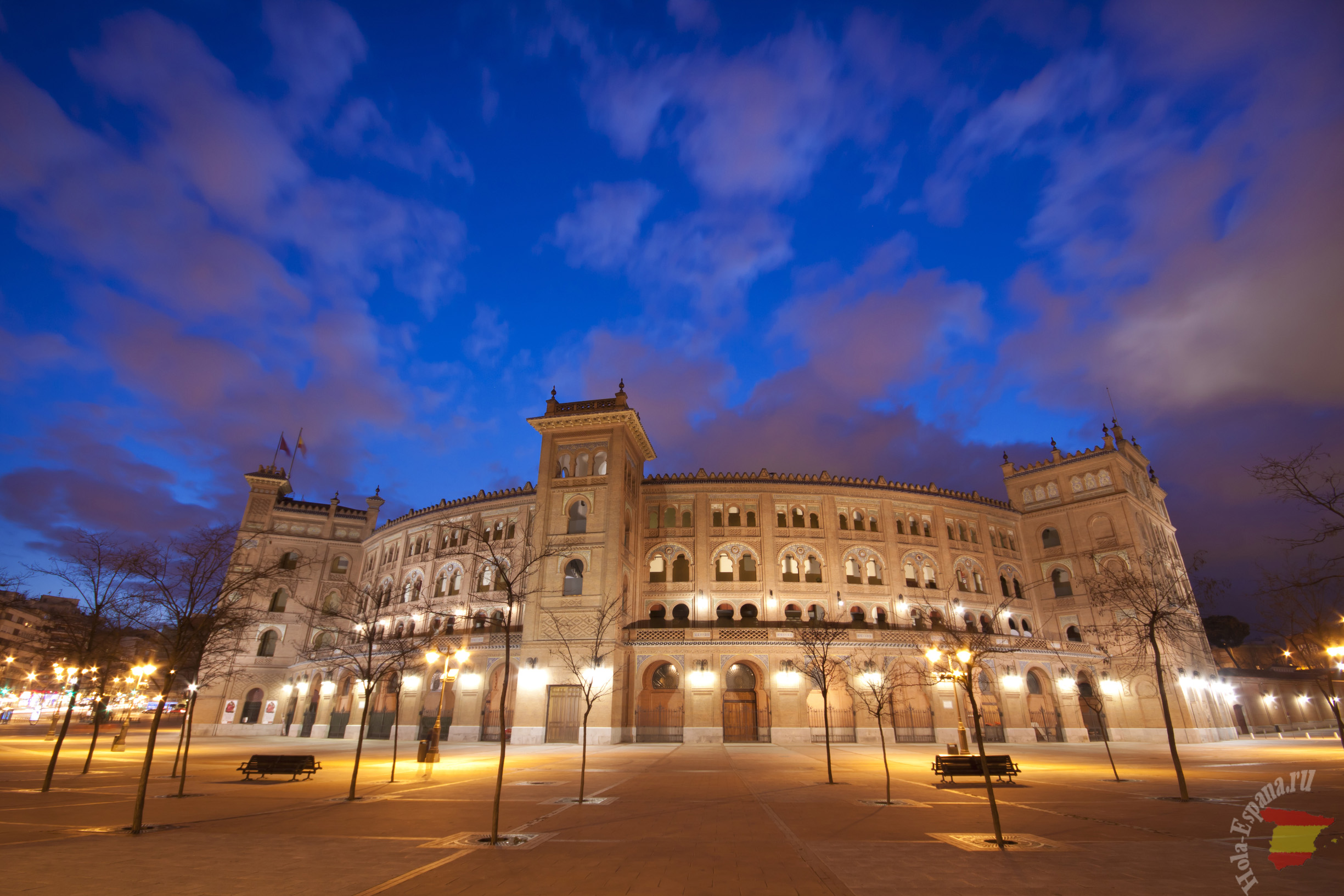 Арена для корриды Лас-Вентас в столице Испании