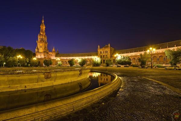 Город Севилья