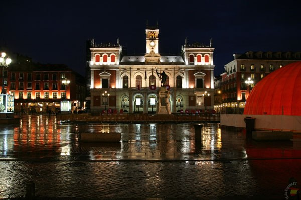 Испанский город Вальядолид