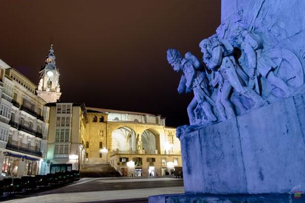 Испанский город Витория