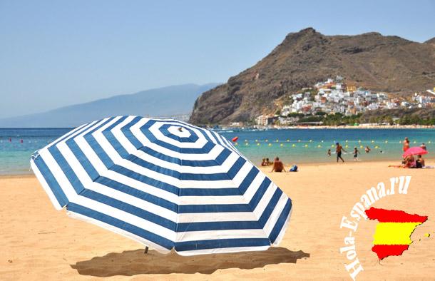 Погода в мае на Тенерифе - можно вдоволь накупаться в океане!