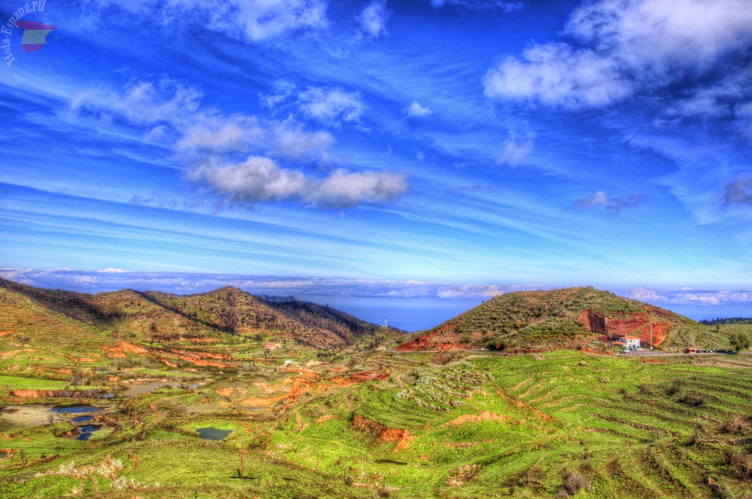 Знаменитый курорт Канарских островов