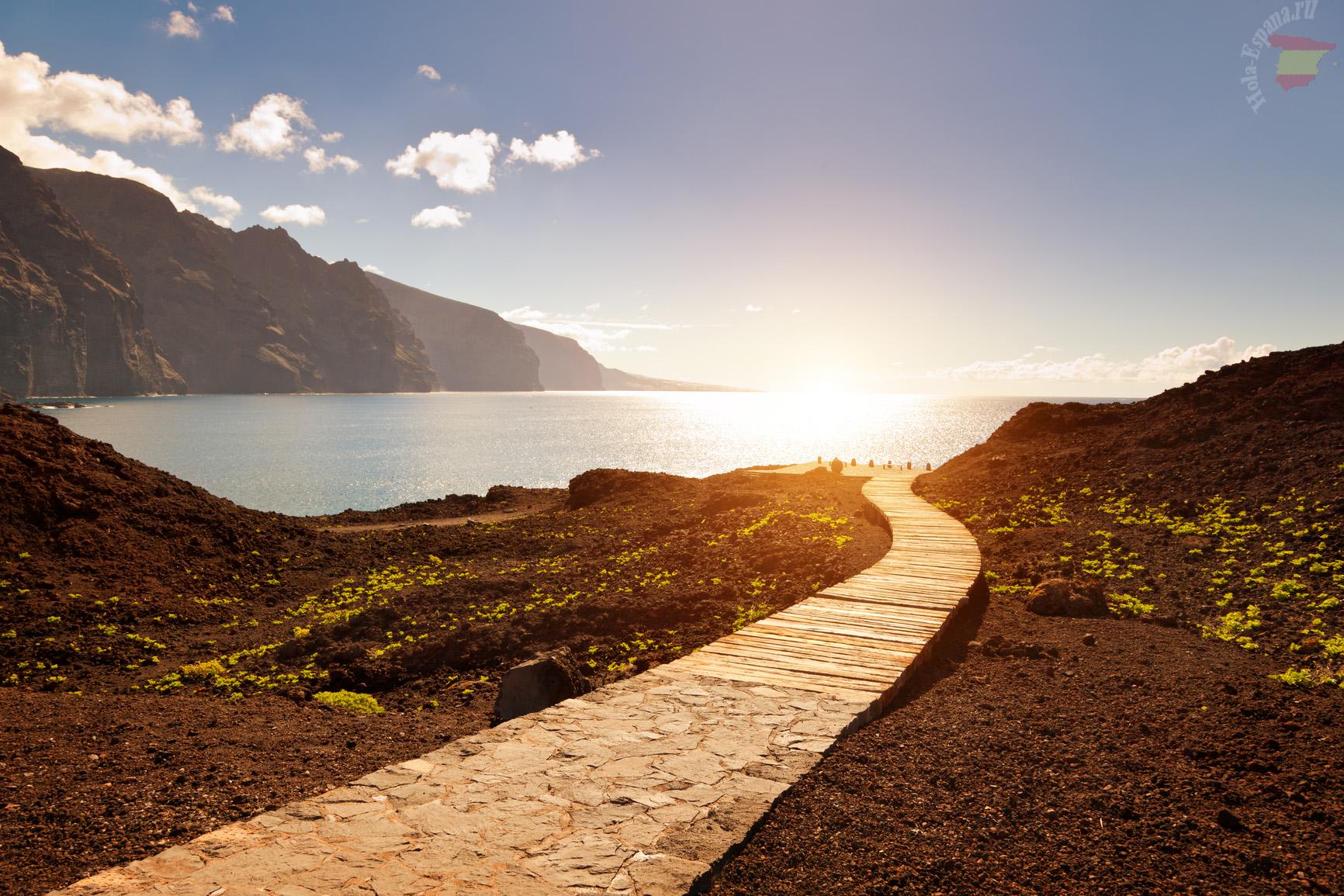 Punta de Teno, Тенерифе
