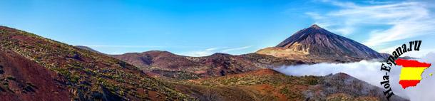 Погода на Тенерифе в октябре