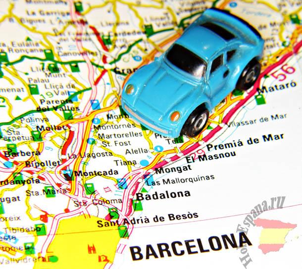 Аренда авто в Барселоне - какая она?