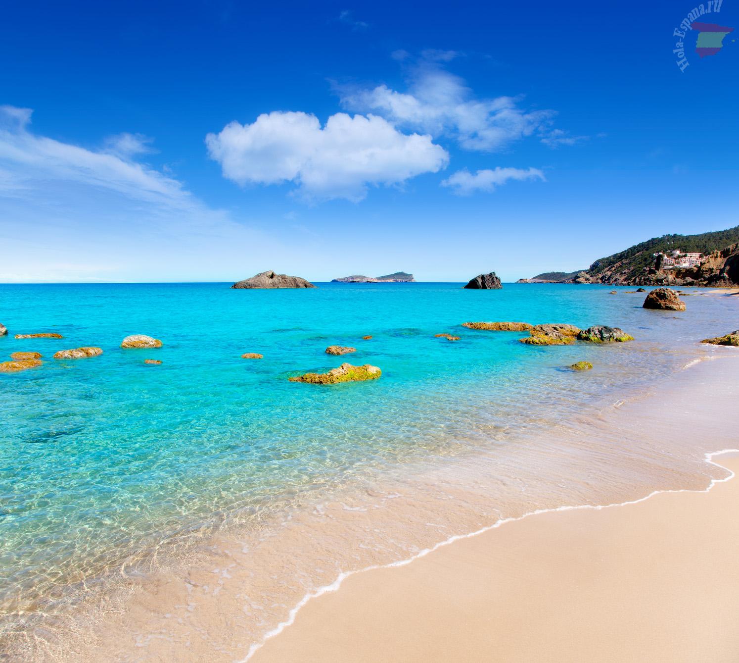 Остров Ибица во всем великолепии