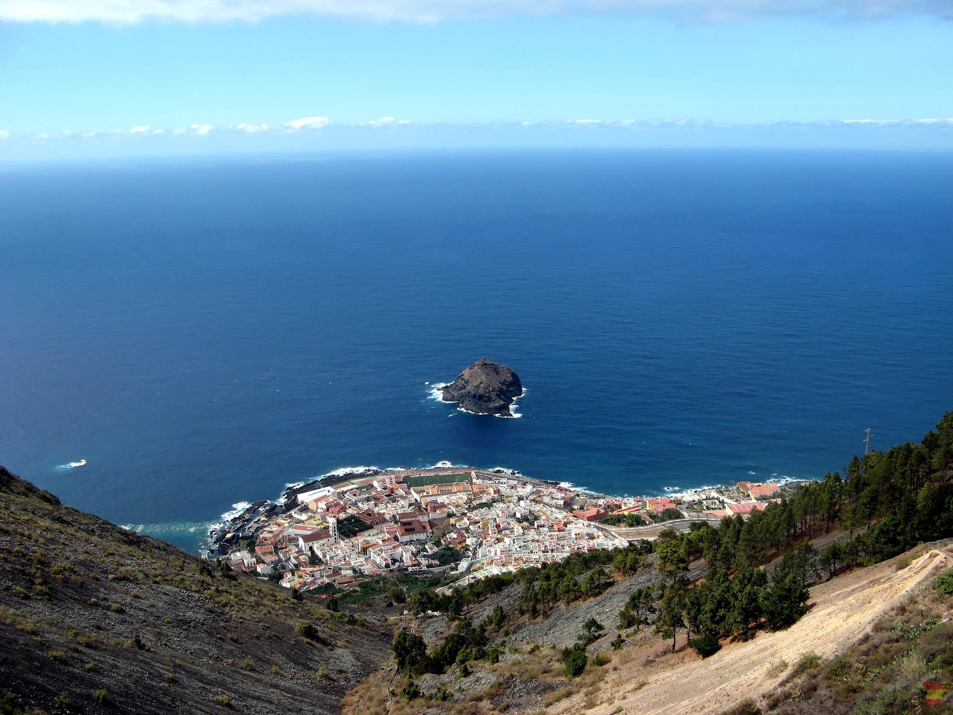 Garachico на острове Тенерифе