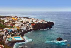 Побережье острова Тенерифе