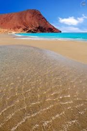 Playa de la Tejita на острове Тенерифе