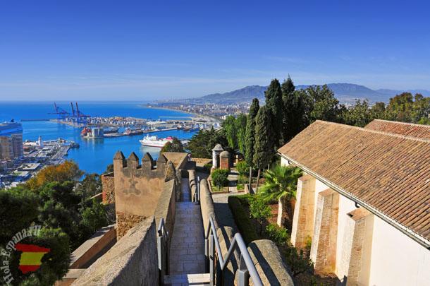 Побережье Средиземного моря, Малага