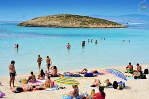 Пляж Сес Ийетес
