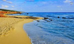 Пляж Migjorn, Форментера, Балеары