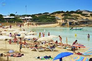 Пляж Ses Illetes