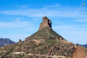 Роке Нубло - известная скала на о. Гран-Канария