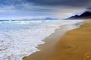 Пляж Фуэртевентуры