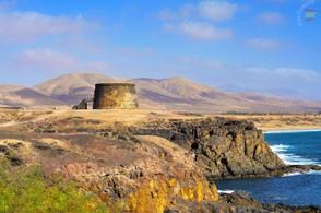 Замок Torre del Toston в El Cotillo