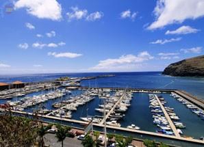 Порт в San Sebastian