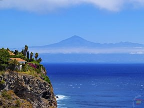 Вид на Тенерифе