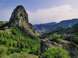 Los Roques на острове Гомера