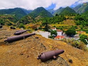 Ущелье Barranco de las Nieves