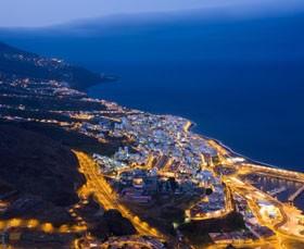 Вид на город Santa Cruz