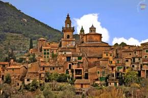 Средиземноморская деревня