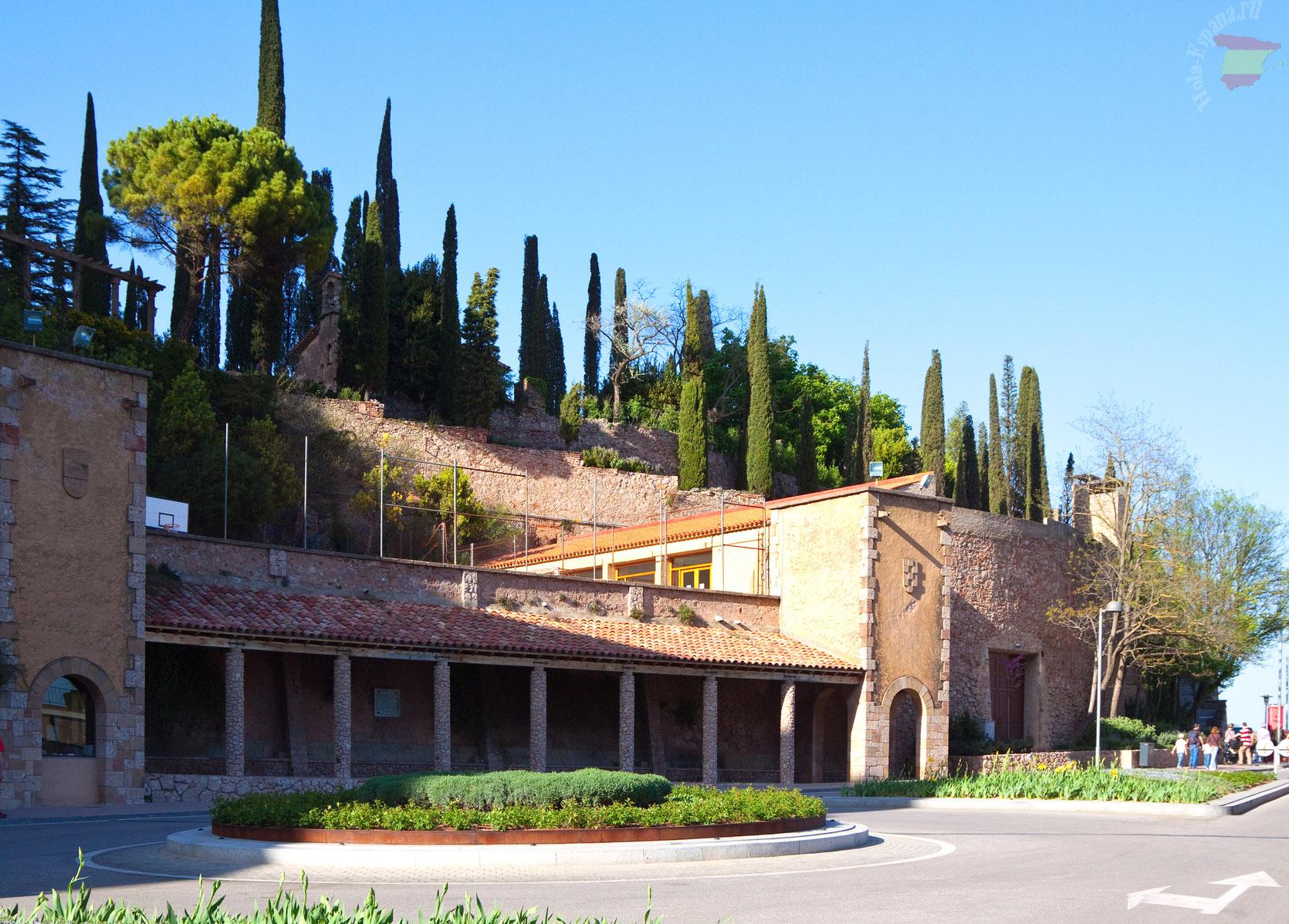 Санта Мария де Монтсеррат