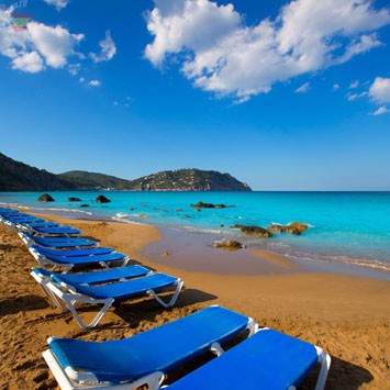 Пляж Santa Eulalia