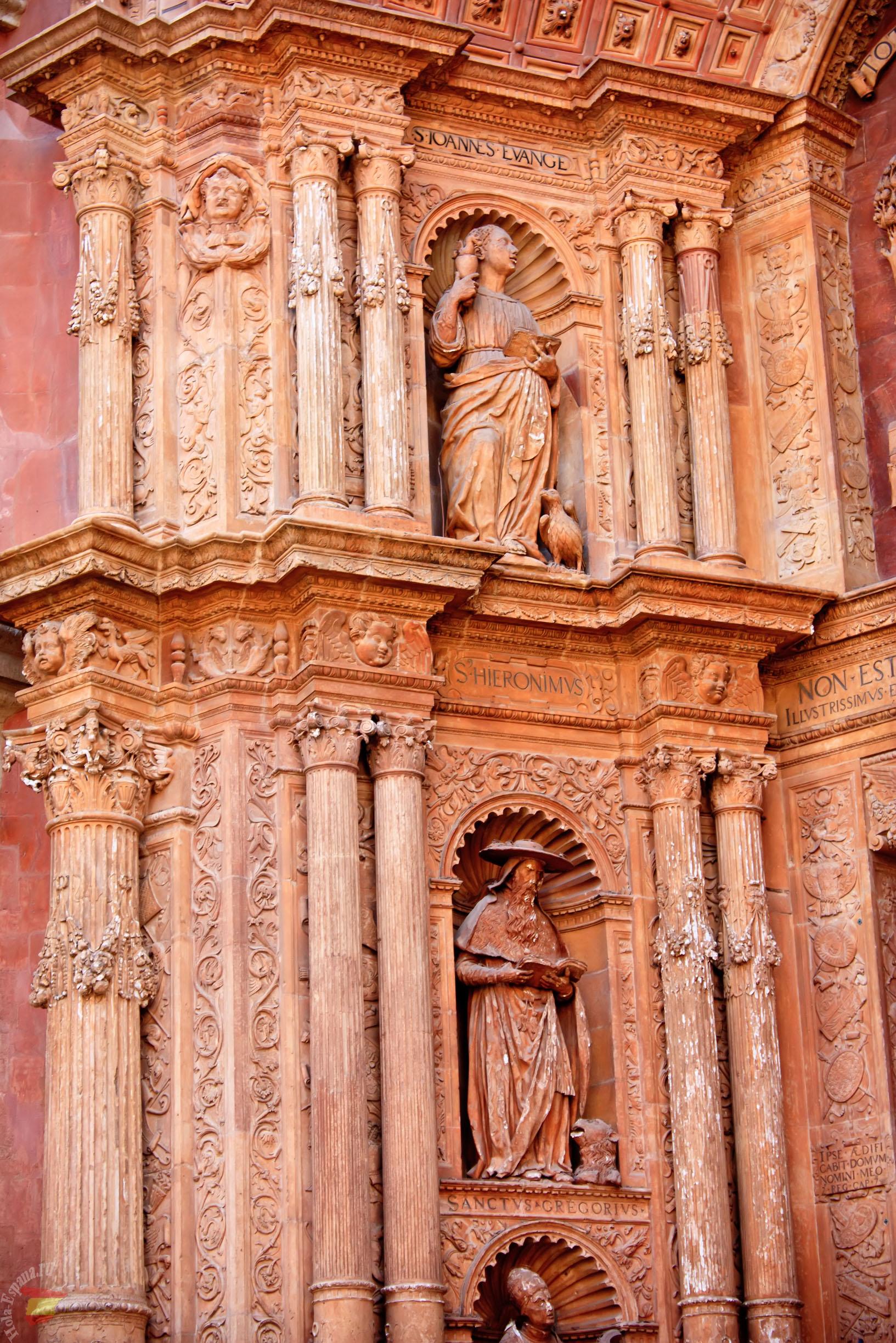 Фасад собора в Пальме
