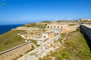 Крепость La Mola