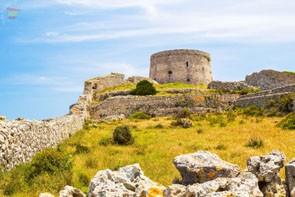 Крепость Torre d'en Penjat