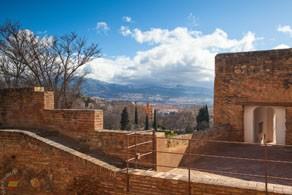 Дворцы Альгамбры