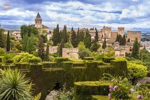 Архитектурно-парковый ансамбль Альгамбра