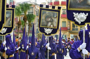 Празднование Semana Santa