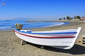 Пляж Pedregalejo