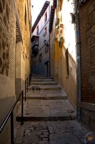 Улочки города Толедо