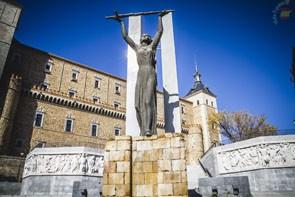 Памятники в Алькасаре