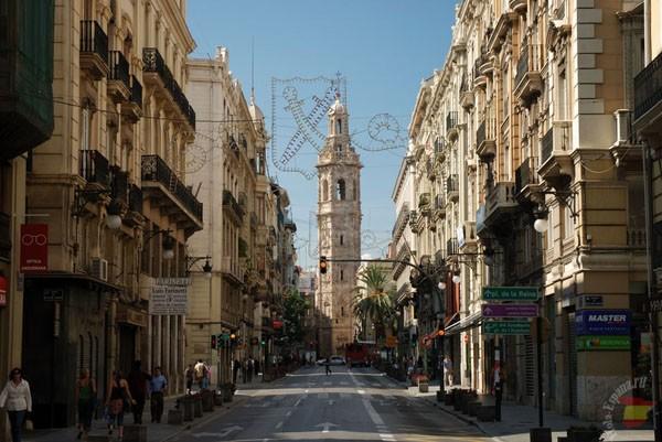 Улицы Валенсии