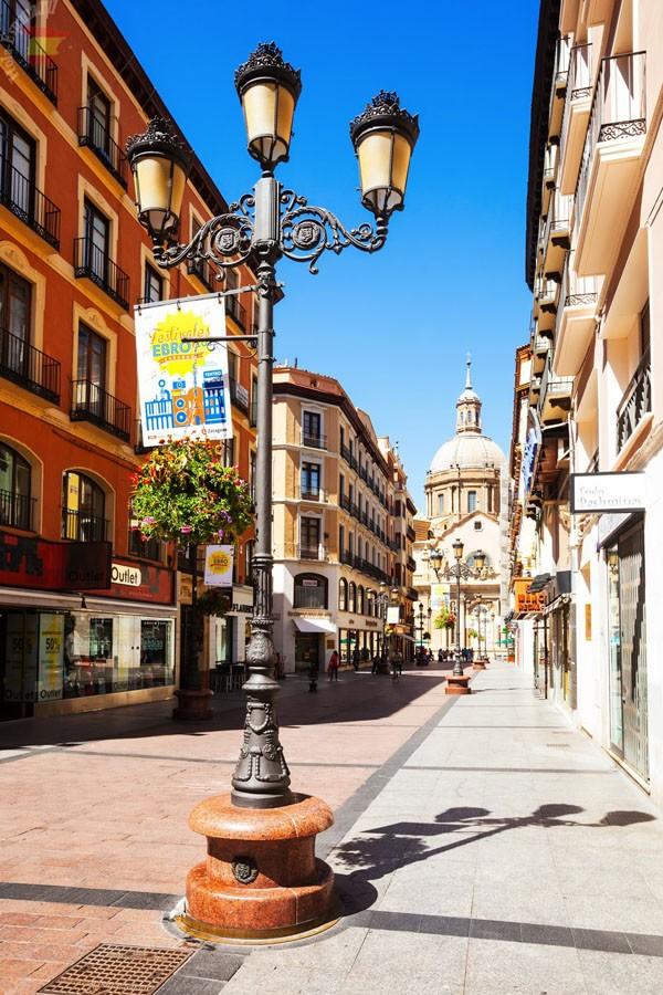 Улицы Сарагосы