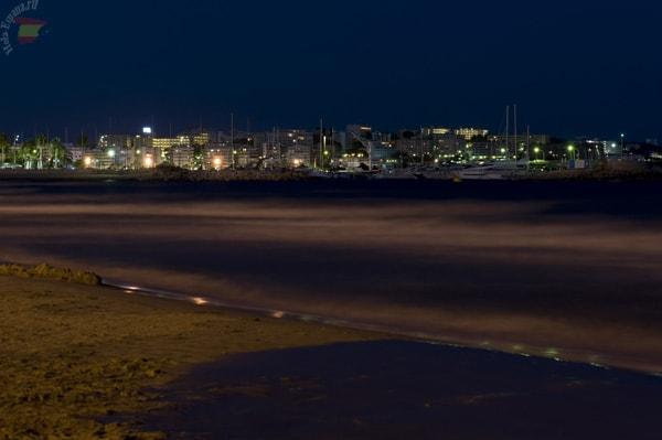 Летняя ночь в Салоу