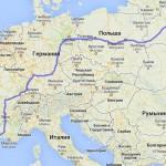 Мадрид аликанте расстояние на машине
